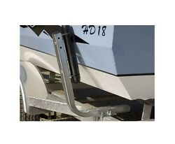 Boat Trailer 21 Inch Adjustable Roller Side Guide On Complete Kit By Ce Smith