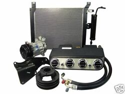 Complete Package Underdash A/c 1 1967 - 1968 Mustang [cap-367m-289]