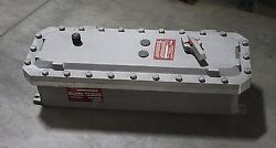 Xcbsaq-n4 Explosion Proof Combination Motor Starter Enclosure