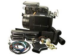 Inside Package 1960-63 Chevy/gmc Truck All W/4 Lever Heater Control [ip-6300d]
