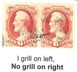 137a HORIZ PAIR ONE WITHOUT GRILL - EXT RARE! CHB 125