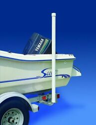 Boat Trailer 60 Inch Guide On Post Pole Kit Pvc Guide-on Hardware Included