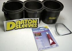 Darton Mid Block Sleeves For Toyota Tundra V8-3ur