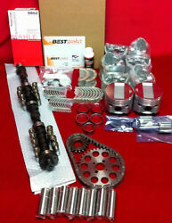 Cadillac 365 Master Engine Kit Late 57 1958 Pistons Performer Cam 262h Isky