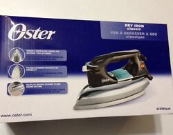 Oster Heavyweight Classic Dry Iron GCSTBV4119 Osterizer Clothing Iron New