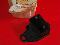 Nos 1972 Chevy Luv Truck Engine Motor Mount Assembly Very Rare