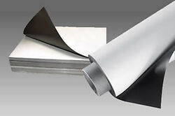 20 Off - A4/1m/5m/10m Rolls Of Flexible Magnetic Sheeting Many Sizes And Grade