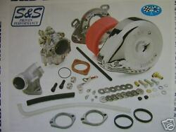 Harley Shovelhead 1966-1978 Sands Super E Kit With Dual Throttle Kit And Cables.