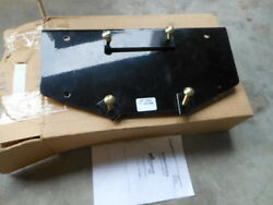 Nos Bombardier Plow Blade Hardware 400 Outlaw 15-7550