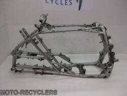 06 Yfz450 Yfz 450 Frame Chassis 50 T