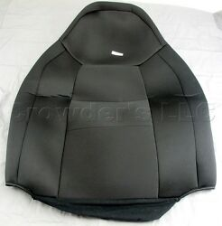 Coverking Custom Fit Black Cushioned Seat Cover Set For Toyota - See Images