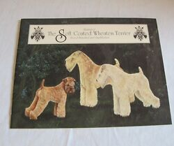 Soft Coated Wheaten Terrier Breed Standard & Amplification Book 1992 Rare Club