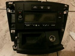 Cadillac 2003 CTS Indash heater Air condition climate Control Unit