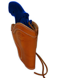 NEW Barsony Tan Leather Western Style Holster for Charter Arms 22 38 357 Snub 2