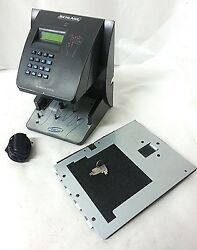 Adp Handpunch 3000-e Xl Recognition Systems Schlage Break Complaint Meal Rsi