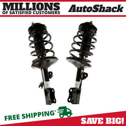 Front Complete Strut And Coil Spring Assembly Pair 2 For 1998-2003 Toyota Sienna