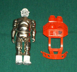 zylmex metal man major mercury rocket pack
