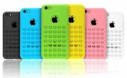 Iphone 5c Dots Soft Gel Case, Variety Pack Of 60