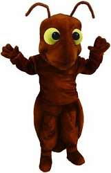 Rusty Ant Professional Quality Lightweight Mascot Costume