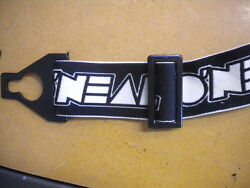 Oneal Oand039neal Black On Black Shoulder And Chest Strap Latch Back Harness Attachment