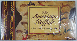 American Buffalo Coin And Currency Set Dgh