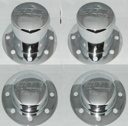 Set Of 4 Dually Only Fits 19.5 8x225mm Eagle Alloys Wheel Center Caps 3119 3120