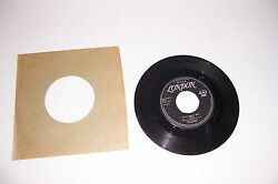 London Records The Dell Vikings Whispering Bells 45 Rpm Record