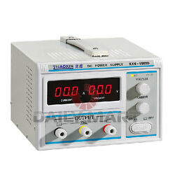 Kxn-1560d High-power Switching Dc Power Supply 0-30v Voltage 0-60a 15v New