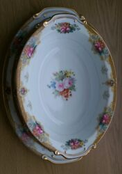 57 Pieces Dinner China From Roselane An American Company In Occupied Japan.
