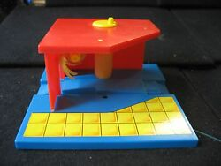 1988 road champs car wash toy
