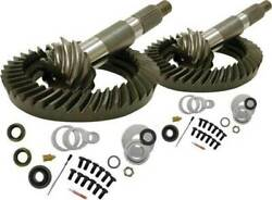 Jeep Wrangler Jk Non-rubicon Gear And Minimum Install Kit Package - 5.13