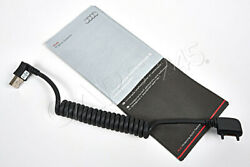 Audi Sony Ericsson Usb Mobile Phone Car Charger Adapter Oem 8v0051435a