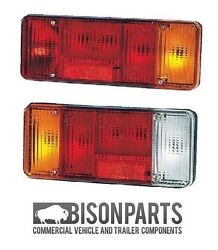 Iveco Daily 3450 3.0d 167ps 65c17 Chassis Cab Hd Light Lamp Lens Pair