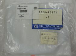 0020-60273 Amat Applied Materials Cover Ring 8inch Htr 101 New