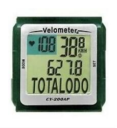 Velometer Cy-200ap Wireless Cycle Computer New Sealed