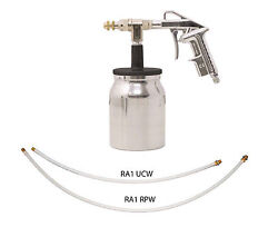 Undercoating Spray Gun With Wand Kit For Auto Undercoating And Rust Proofing