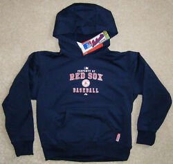 Red Sox Property Of Youth Therma Base Hoodie Large