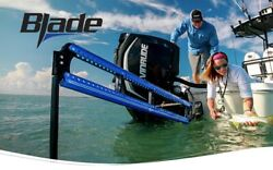 8ft Blade Power-pole Shallow Water Anchor-c-monster 2.0 Systemfree Shipping