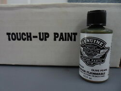 Nos Harley Davidson 1/2 Oz Touch-up Paint Olive Pearl 98601cgv