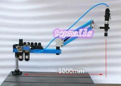 New Vertical Type Pneumatic Air Tapping Machine M3-m16 1000mm Fast Shipping