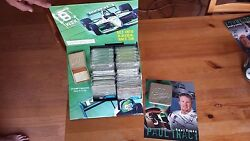 Team Kool Green Paul Tracy Indy Car Autograph Picture Cigarette Tin Collection
