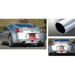 New Fujitsubo Authorize R Types Muffler Exhaust For Nissan Fairlady Z
