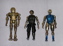 zylmex metal man lot x3 questar radon