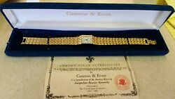 Camrose And Kross Jacqueline Kennedy Collection Watch