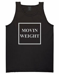 Kings Of Ny Movin Weight Hustler Dealers Tank Top Jersey