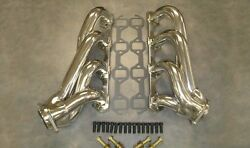 Ford Street Rat Rod 260 289 302 351w 5.0 Stainless Steel Exhaust Headers 5.0l
