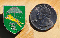 Lldb / South Vietnamese Special Forces Beer Can Crest Di Insignia