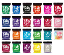 12 X Jerome Russell Punky Colour Semi-permanent Hair Color Choose From 23 Colors
