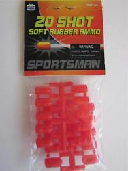 new soft rubber ammo bullet 916 for toy