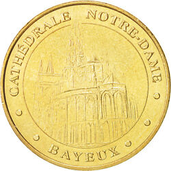 [93147] France Tourist Token Arts And Culture Token 2009 Ms63